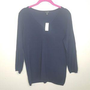 Talbots Sweaters - 4/$25 Talbots Nylon Storage Spandex Sweater Tee I